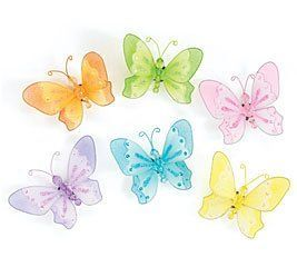 Butterfly Themed Favors on Amazon