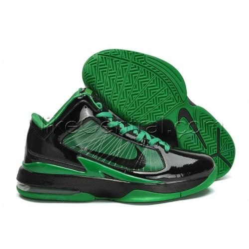 Nike Air Max Hyperfly Supreme Paul Pierce Shoes - Black Green ... bb24a77b3