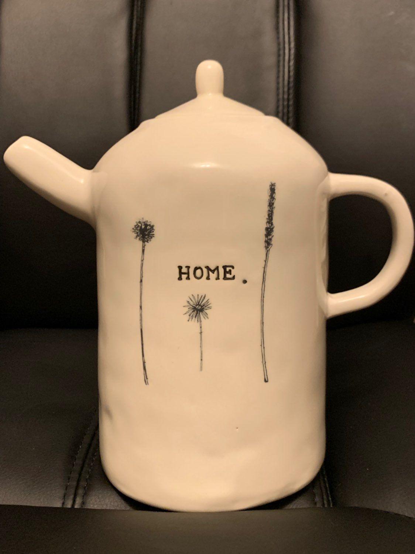 Vintage Boutique Rae Dunn Home Teapot Mercari Vintage Boutique