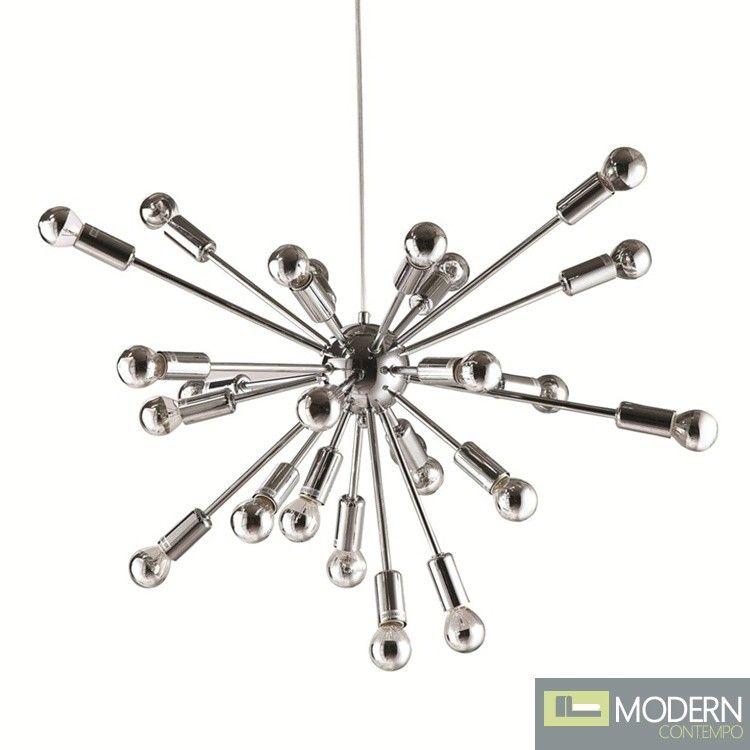 24 long arm sputnik ceiling light fixture lighting pinterest 24 long arm sputnik ceiling light fixture mozeypictures Image collections