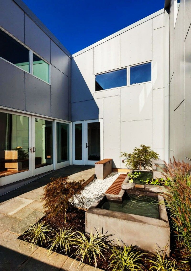 10 Degree House By Howeler Yoon Architecture Concrete
