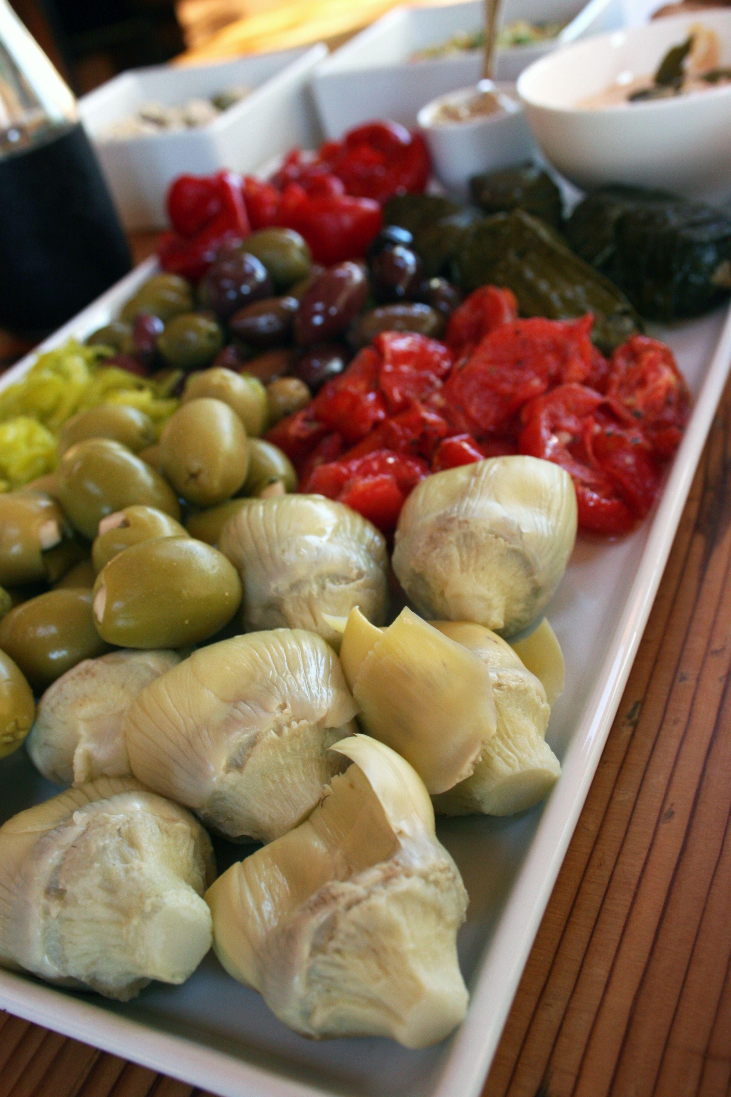 Mediterranean Dinner Party Ideas Part - 21: Mediterranean Mezze Platter Ideas // Super Easy Yet Impressive #foodstyling  #appetizer