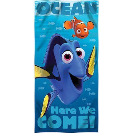 Disney Finding Dory Beach Towel - Ocean Here We Come! 28 ... https://www.amazon.com/dp/B01H4TT9P6/ref=cm_sw_r_pi_dp_x_KqcWybW6PV1K3
