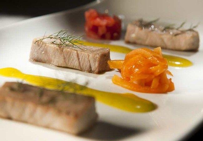 Lady Iron Chef Where To Eat In Zagreb Croatia Food Food Presentation Food Garnishes