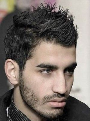 Thick Hairstyles For Men Prepossessing Mens Messy Thick Hairstyles  Re What Types Of Haircuts Do You Guys