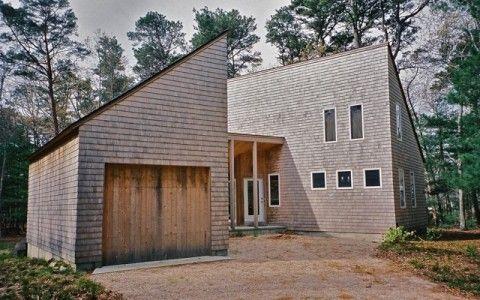 modern cape cod house orleans ma exterior pinterest modern