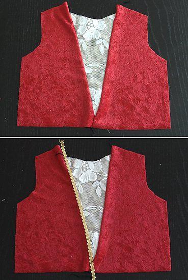 Cómo hacer un disfraz medieval casero fácil para niña