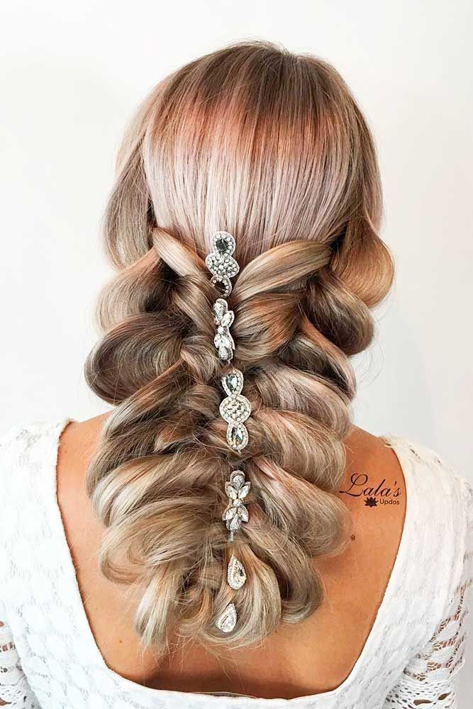 Bride Hairstyles 42 Mother Of The Bride Hairstyles  Weddings Hair Style And Mom