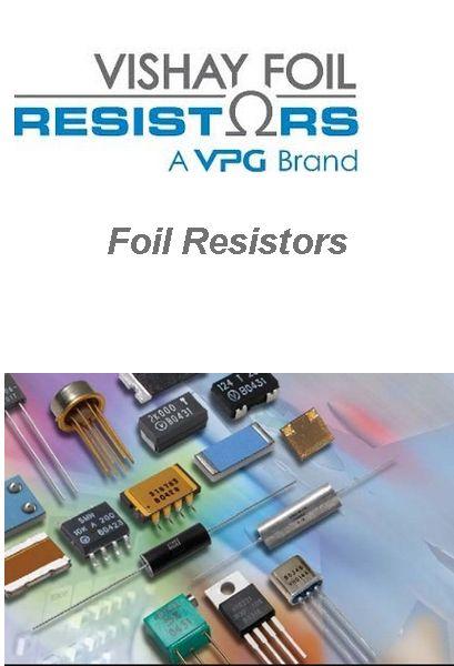 Untitled Document Resistors Foil Resistance