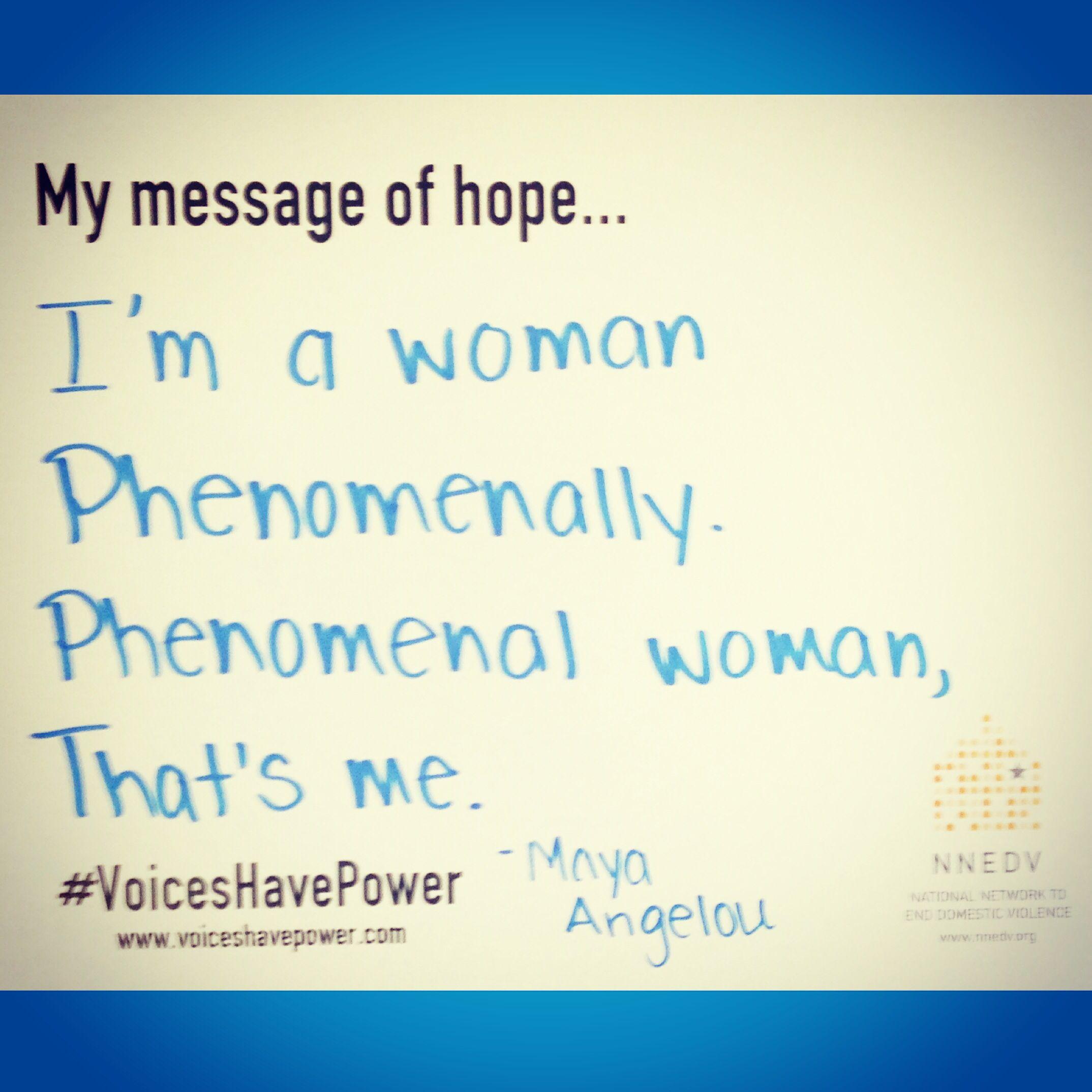 Phenomenal Woman Quotes I'm A Woman Phenomenallyphenomenal Woman That's Memaya