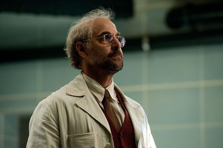 Stanley Tucci in Captain America: The First Avenger/ Movies.com