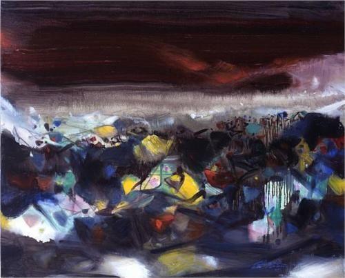 Puissance océanique - Chu Teh-Chun
