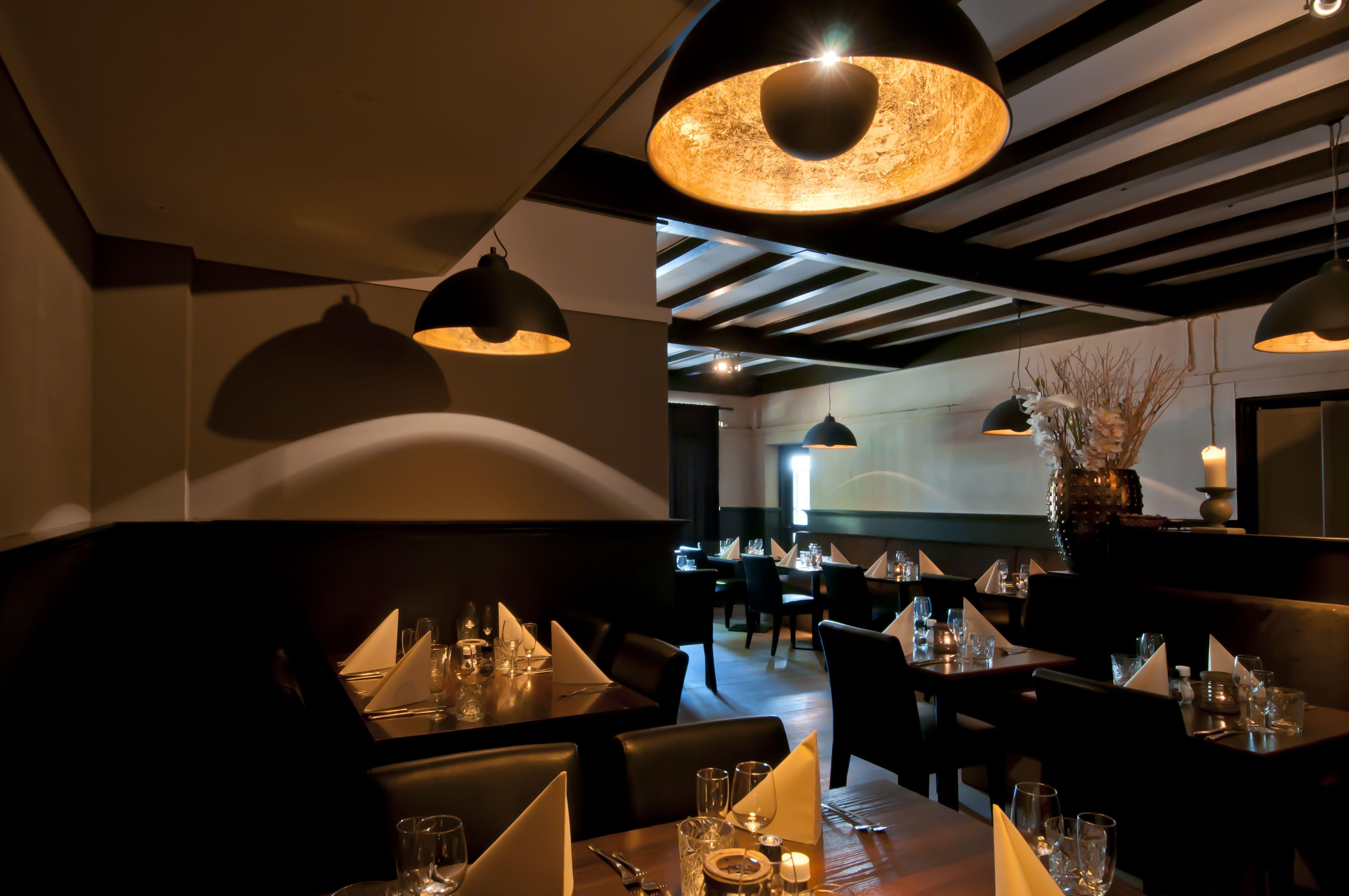 Interieur Cozy restaurant Heemstede