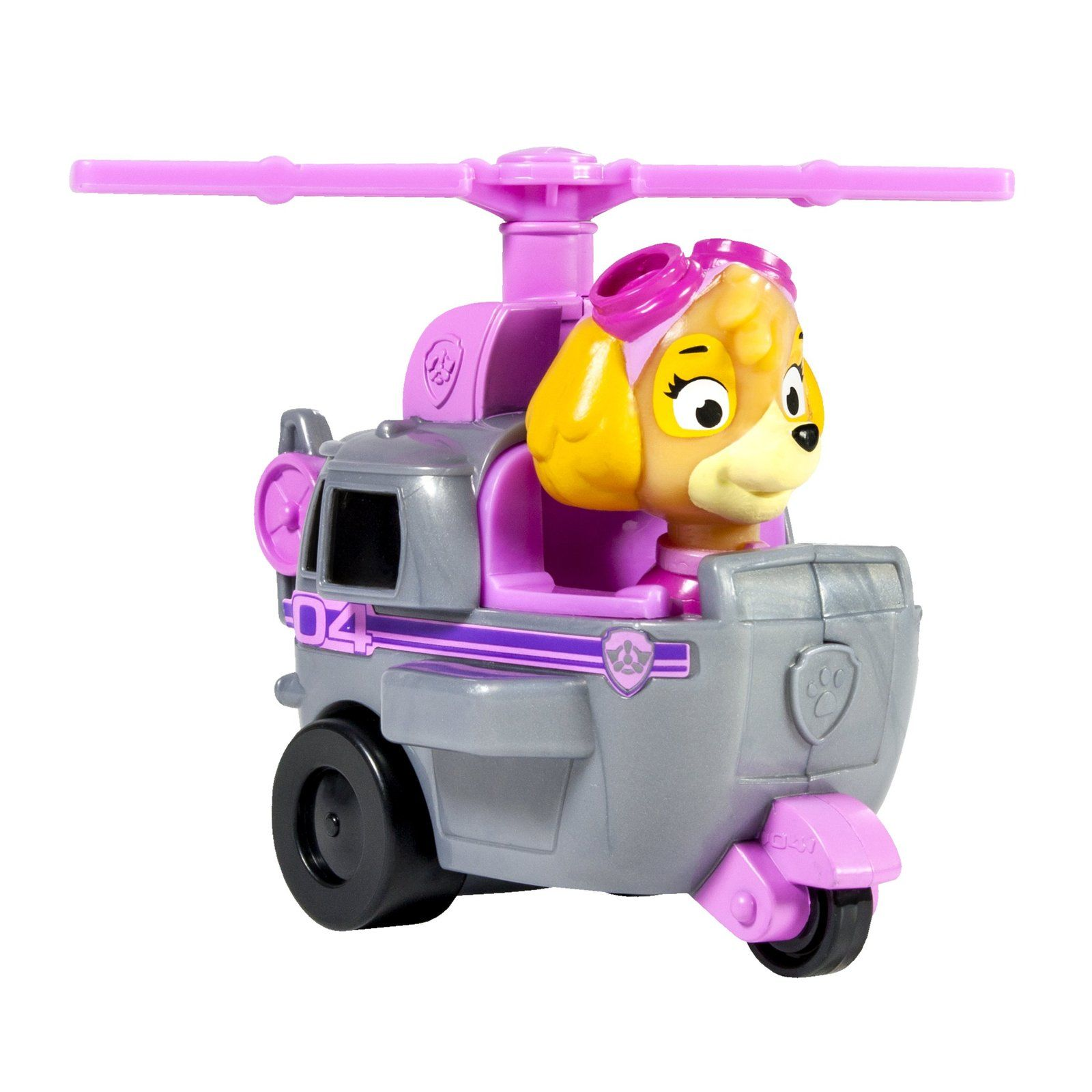 Paw Patrol Racers Are Made For Speed With Real Working Wheels For