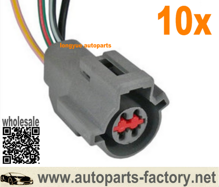 Long Yueford Cars Trucks Oxygen O2 Sensor Repair Connectors Harness 8994 Ford: Ford Wiring Harness Plug Connectors At Outingpk.com