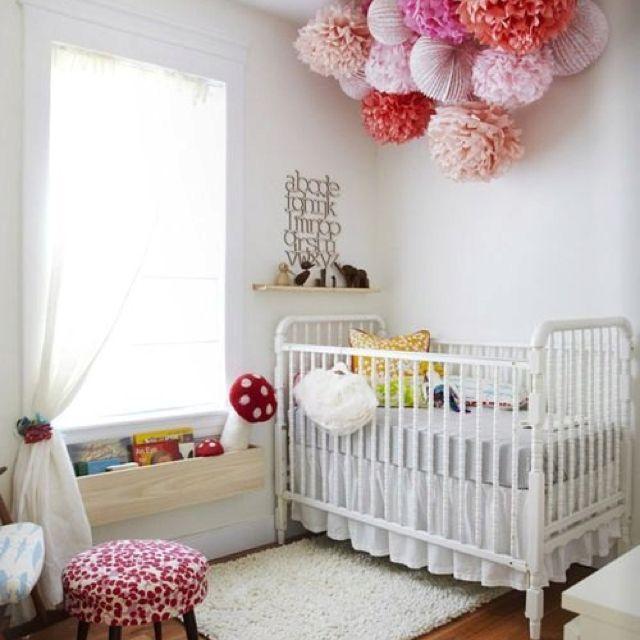 Decorar la habitación del bebe