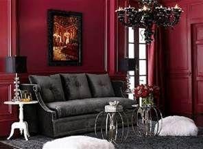 Romantic Gothic Decor Bing Images Gothic Living Rooms