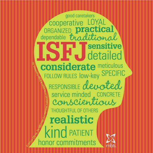 ISFJ Description