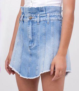5f4a76c14935e Saia Clochard em Jeans   I ❤jeans em 2019   Jeans, My jeans e Clothes