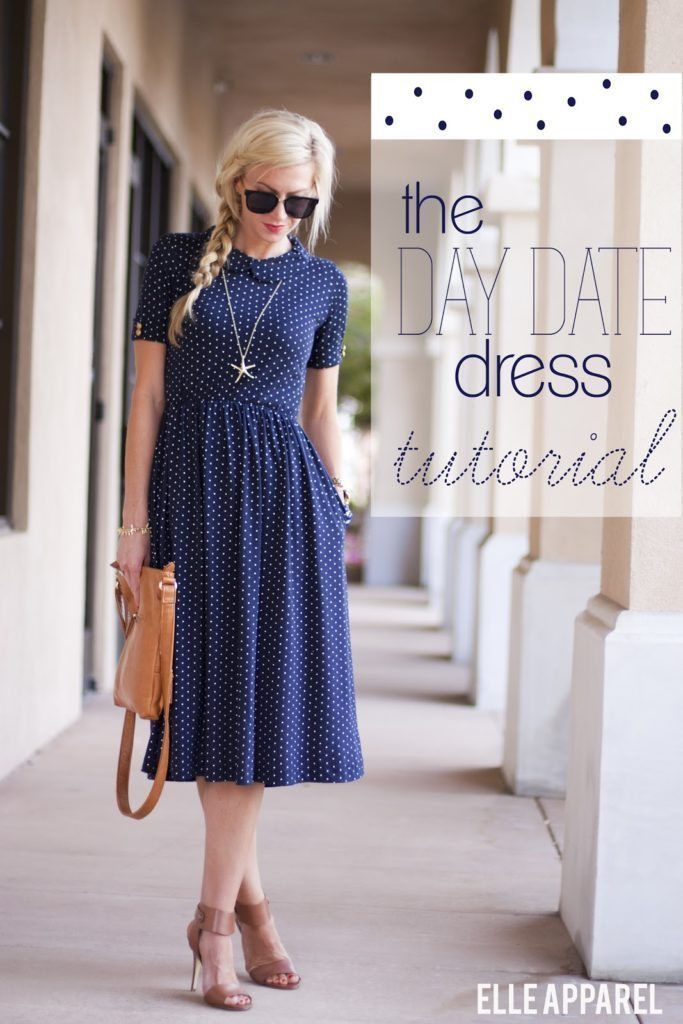 Dress: me (similar fabric, similar dress here and here) | Shoes ...