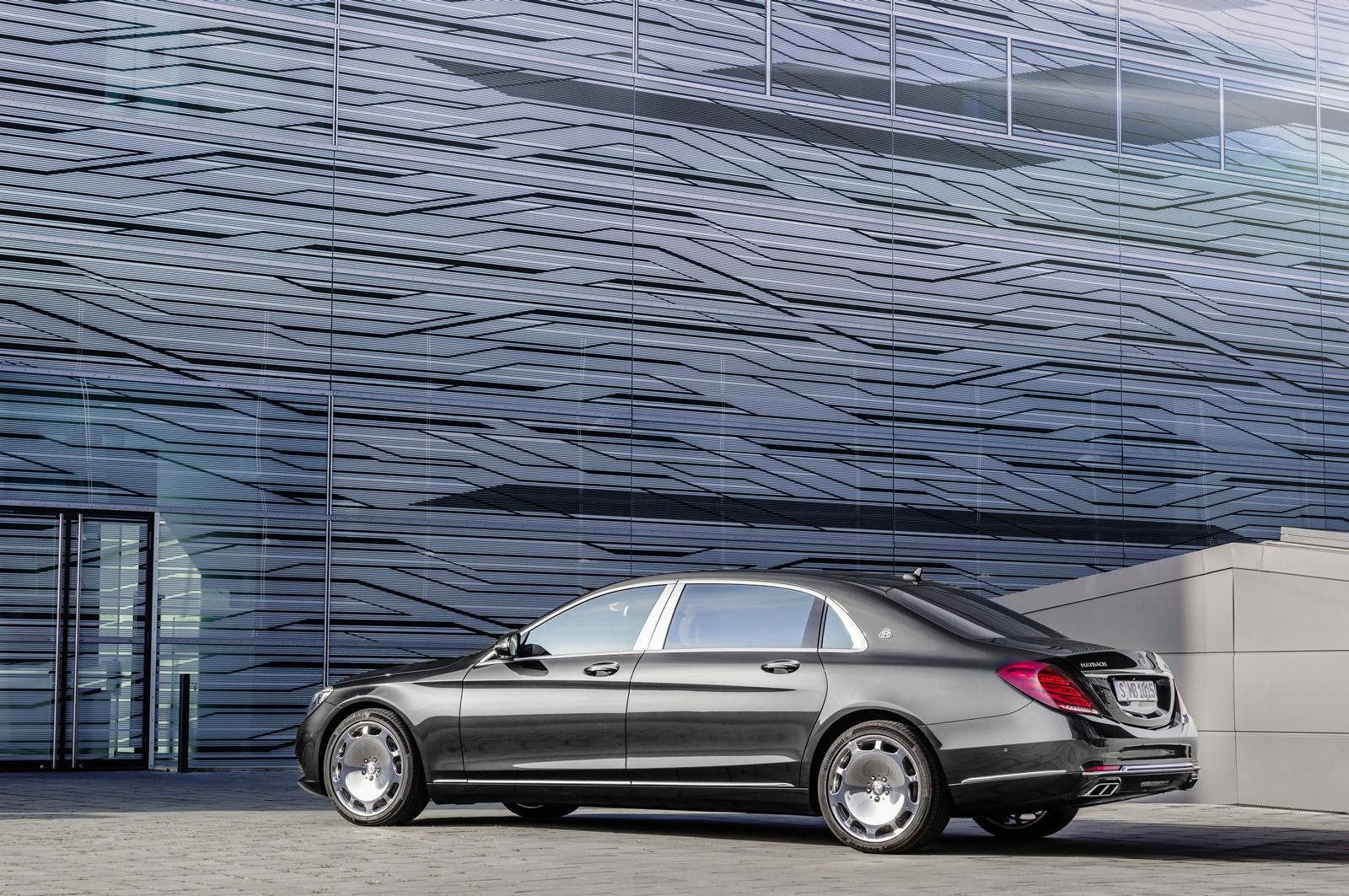 Mercedes Maybach S Klasa Mercedes Maybach Mercedes Benz Maybach Mercedes Maybach S600
