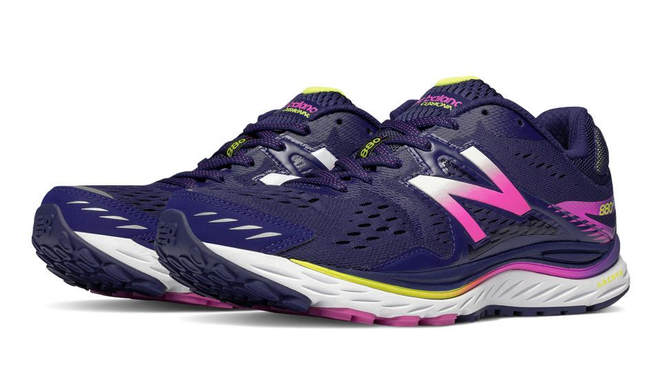 New Balance Women's Blue/Purple Size 6. Find this Pin and more on Sneakers  ...