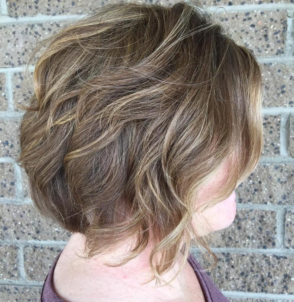 winning looks with bob haircuts for fine hair wavy bobs bob