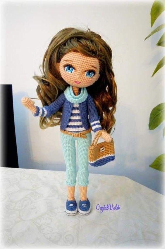Best Crochet Amigurumi Doll Models - Amigurumi Patterns - Amigurumi Tutorial - Best Crochet Amiguru