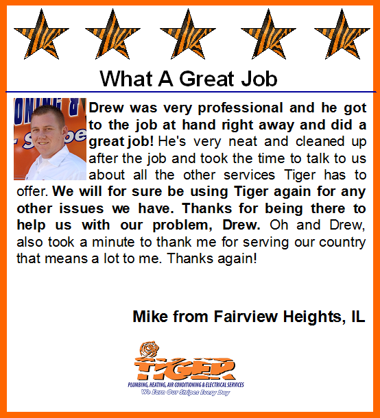 Great Work Drew Five Star Friday Heating Air Conditioning Air