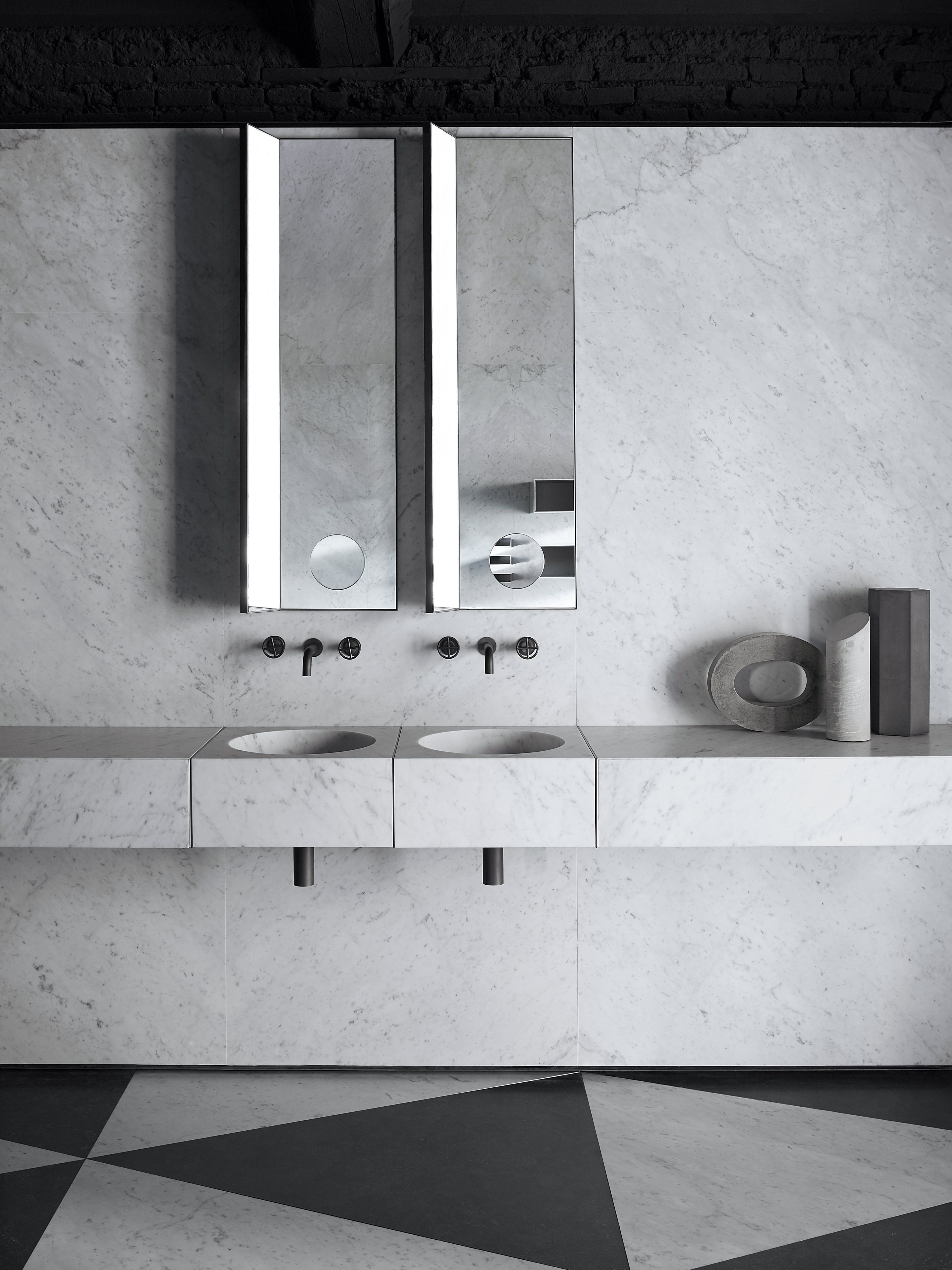 Lavabo Integrato Lavabo Alfeo Bathrooms Pinterest Baños Y Baño