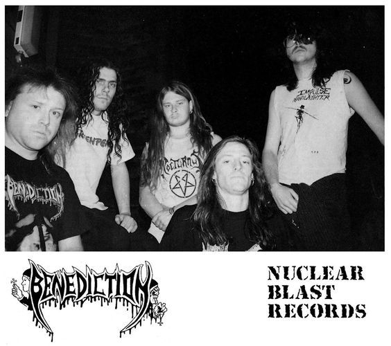 Benediction #Promopic #1990