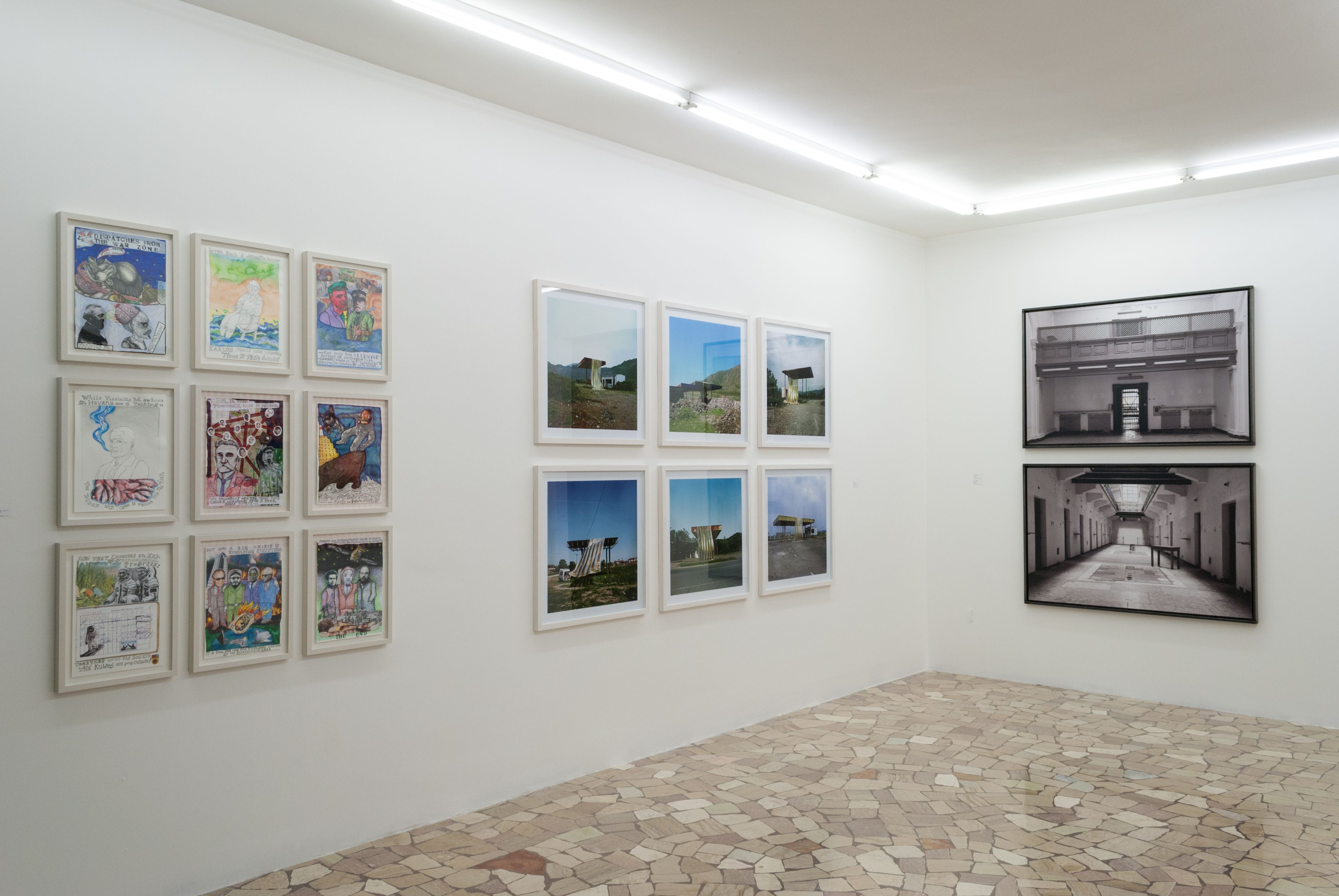 Tonel, Armando Lulaj and Nicola Eccher Ho(M)me group exhibition Paolo Maria Deanesi Gallery #DeanesiGallery