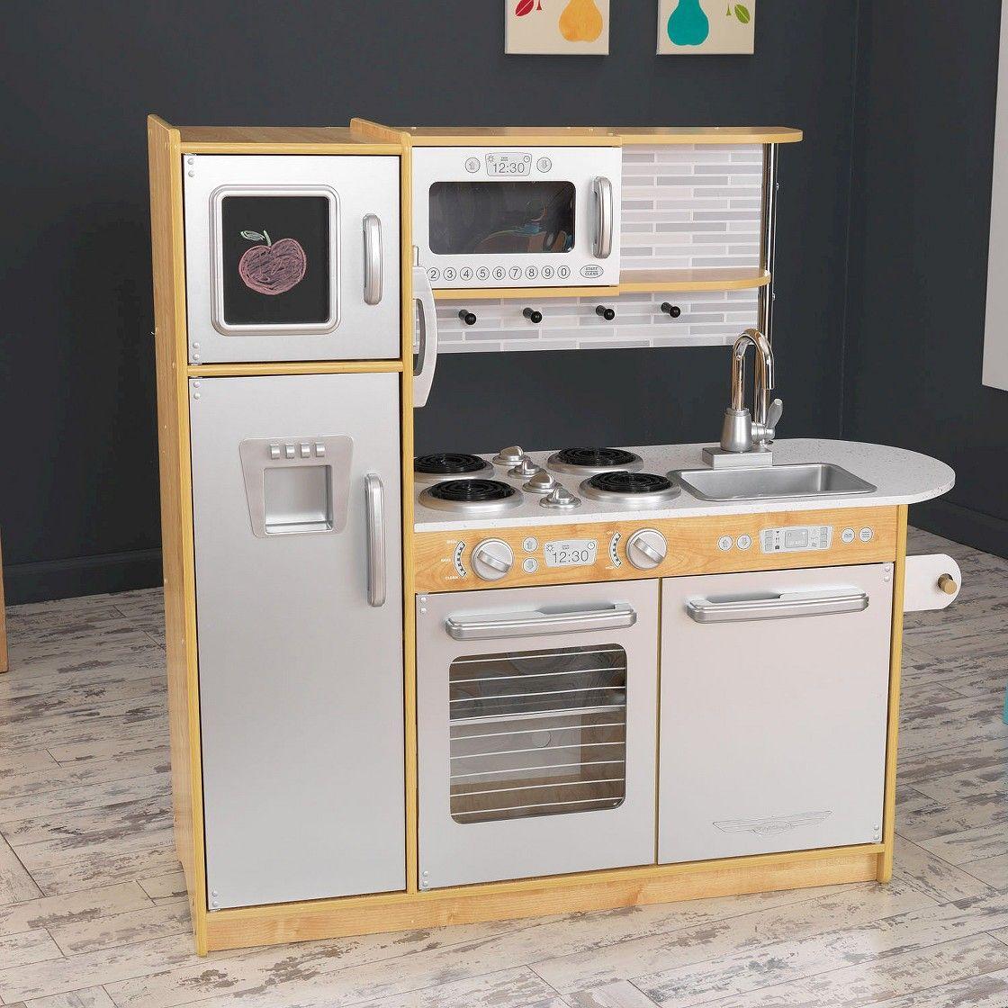 Kid kraft natural uptown kitchen uptown kitchen