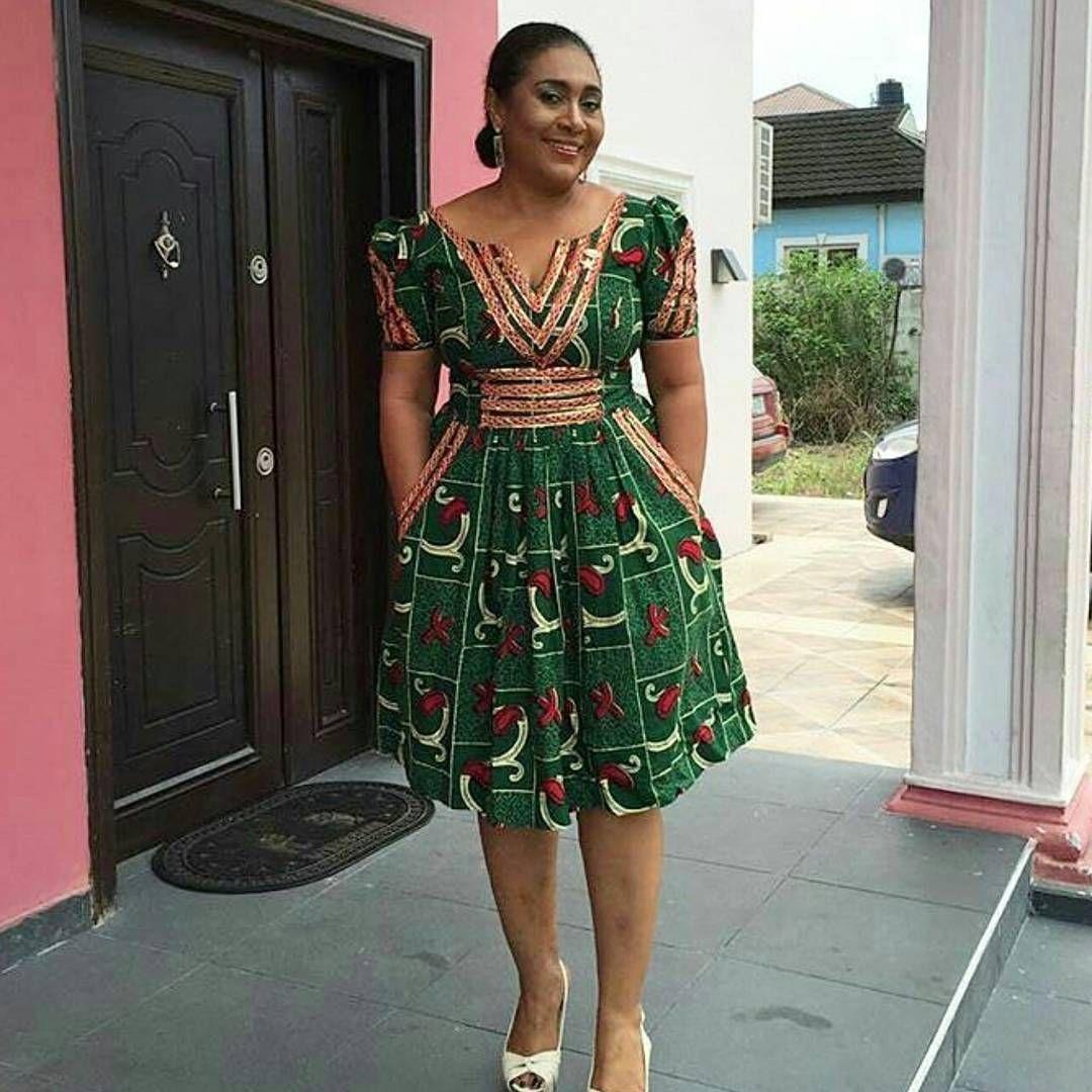 Instagram Robes À Imprimés Africains, Mode Africaine Robe, Model Pagne  Africain, Modèle Pagne