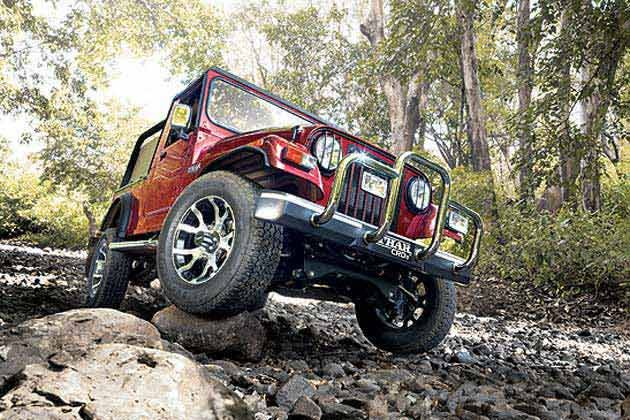 Mahindra Thar A Truly Off Road Indian Cars Automotive