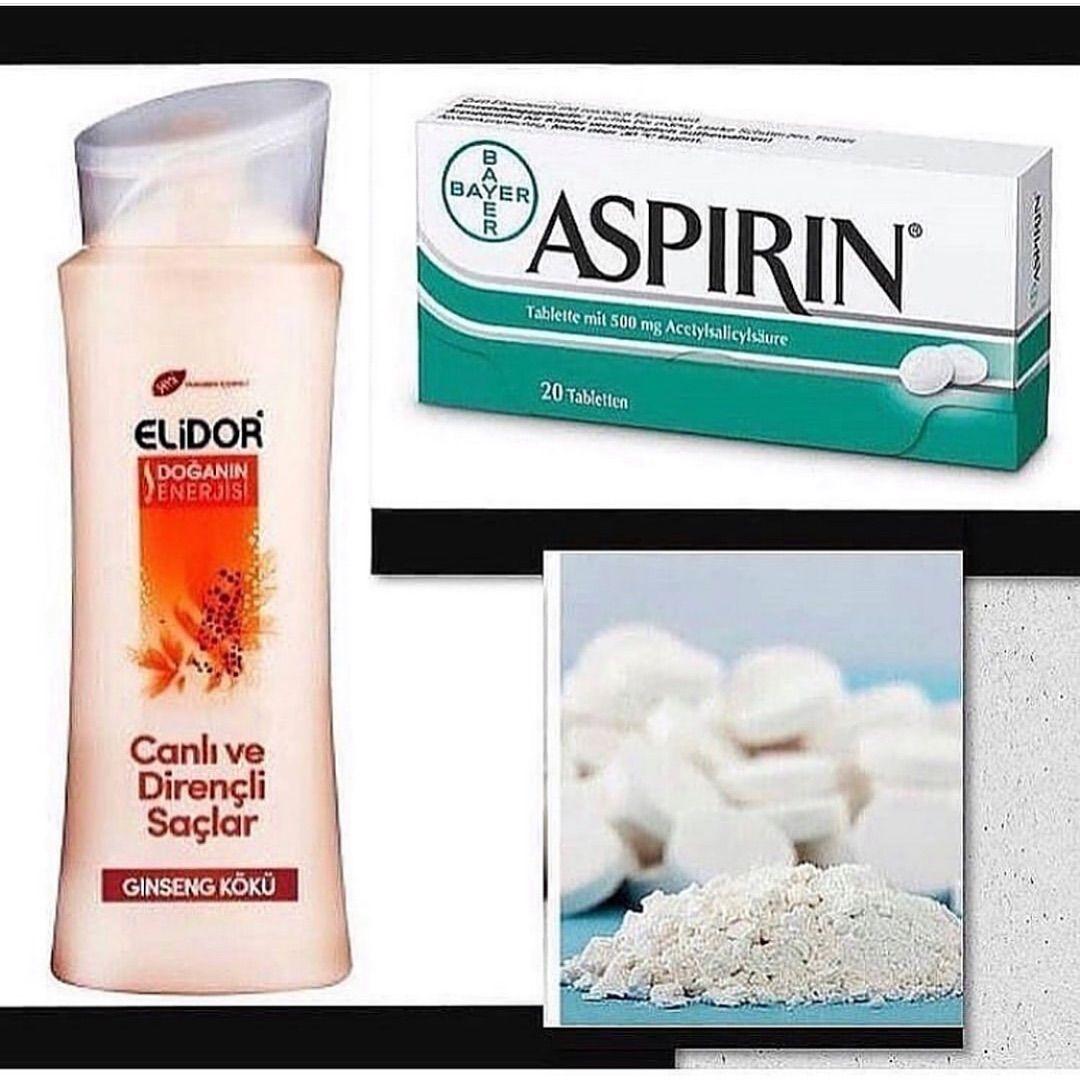 Merhaba Aspirinin Faydalarini Saymakla Bitmez Ama Saca Olan