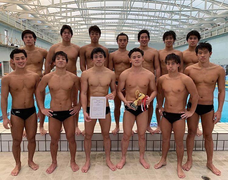 日本 体育 大学 水泳 部