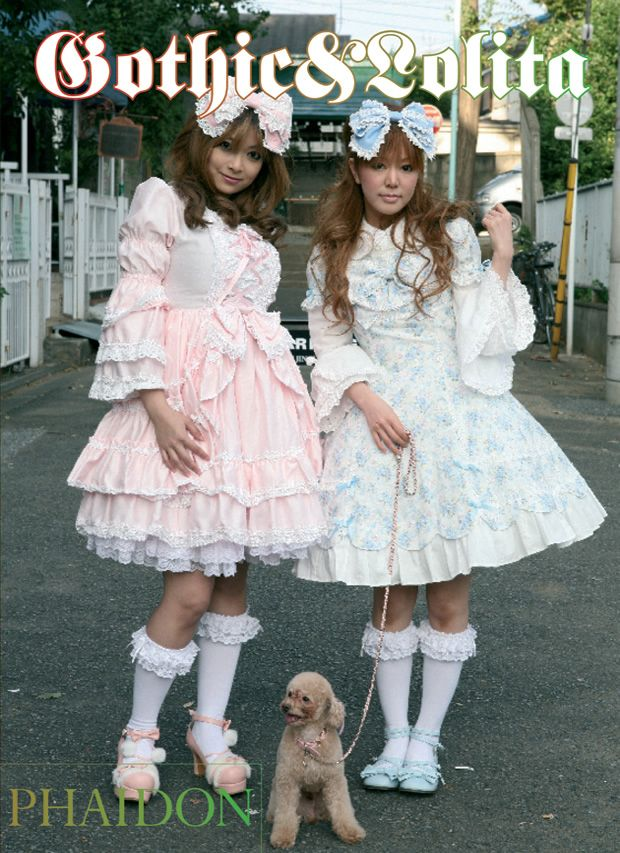 Japanese street fashion culture dress