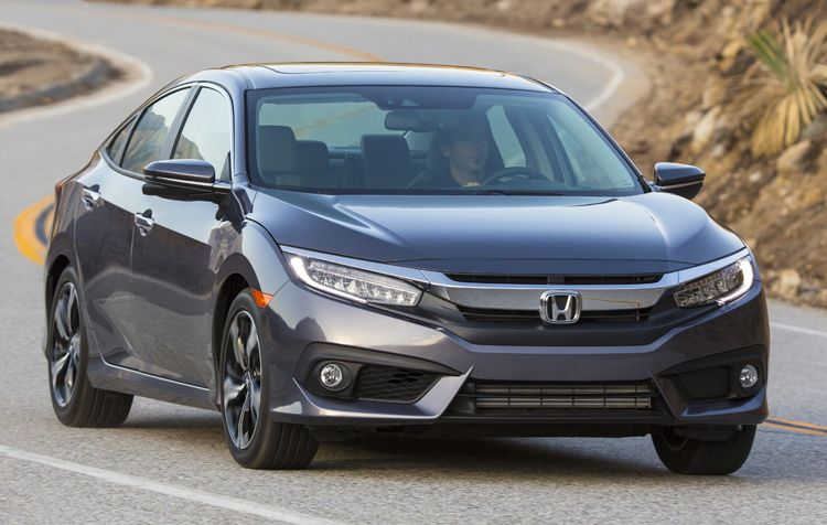 Honda Redefines The Small Car With All New 2016 Civic 2016 Honda Civic Sedan Honda Civic Honda Civic Sedan