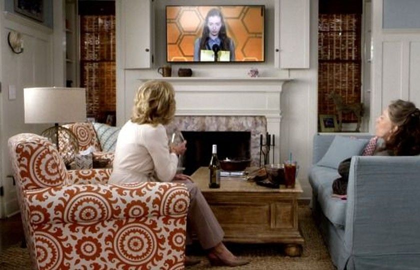 The Carrington Armchair As Seen On The Set Of Grace And Frankie | Home, House, House Styles