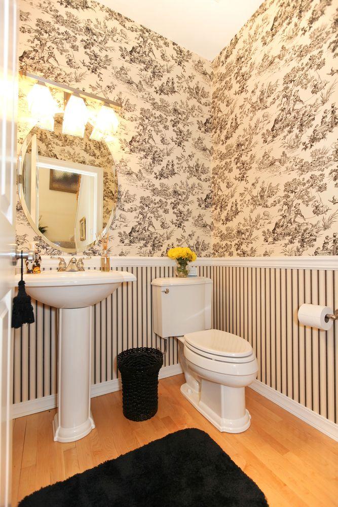 35 Powder Room Design Ideas Photos Powder Room Decor Small Elegant Bathroom Elegant Bathroom