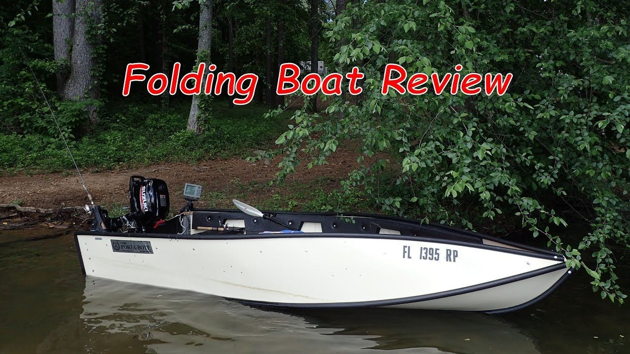 Pin On Cool Folding Boats
