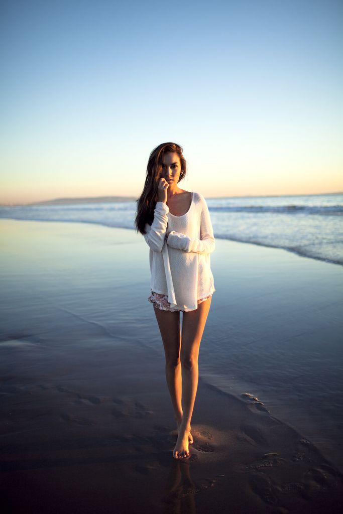 Oversized White Sweater, Surise Shoot | Joshua | Fuel ...