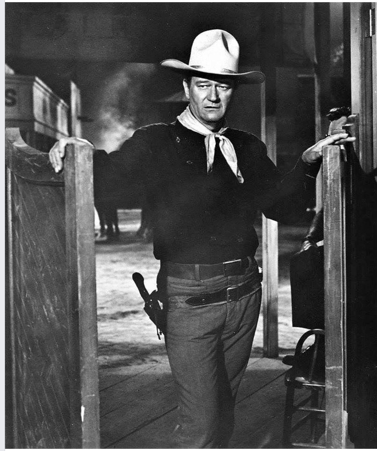 Tom Doniphon - The Man Who Shot Liberty Valance