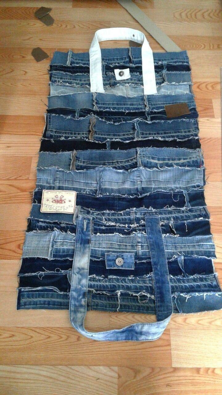 Reform Taschen Jeans Tasche Puttin Jeans Reform Taschen Jeans Tasche Puttin   Upcycle Your Old Jean
