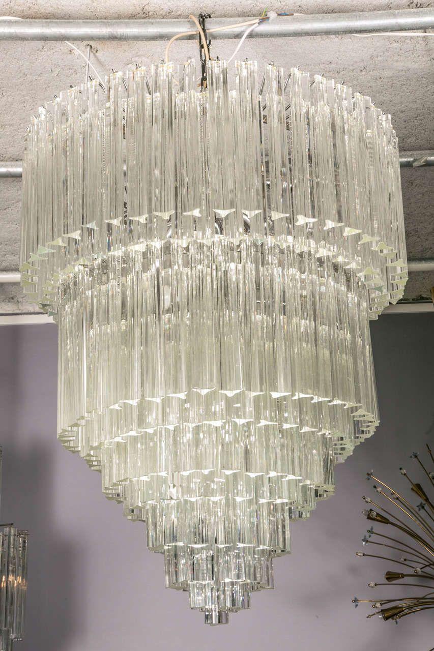 Murano venini chandelier chandeliers lights and interiors murano venini chandelier arubaitofo Gallery