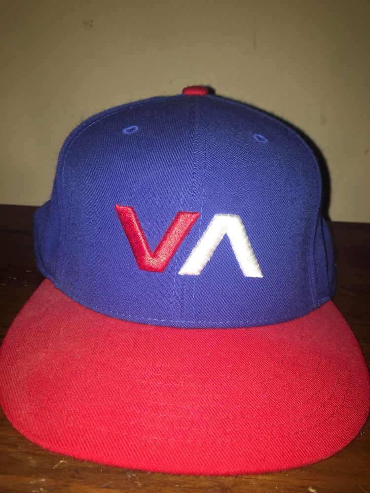 769deac998d RVCA (ruca)- Mens Hat size 7 5 8 blue in color  fashion  clothing  shoes   accessories  mensaccessories  hats (ebay link)