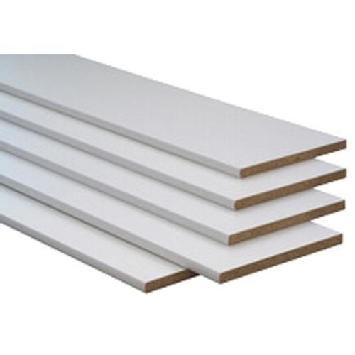 lowes bullnose white melamine 3 4x11 1 4x8 craft room rh pinterest com Melamine Board at Lowe's melamine shelving lowe's