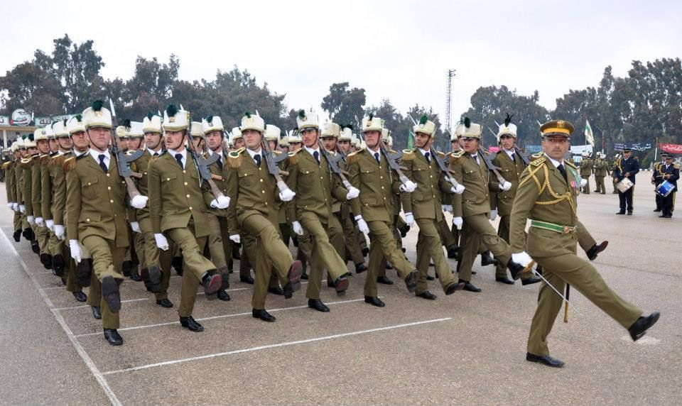 New Batch Of Military Academy Cadets Graduated Military Academy Military Cadet