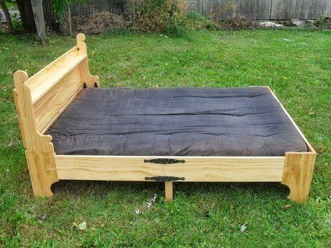 bett selber bauen designer bett selber bauen betten hoz pinte. Black Bedroom Furniture Sets. Home Design Ideas